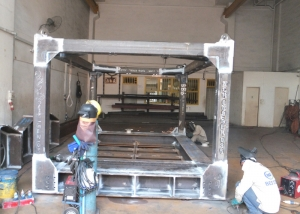 Fabrication-of-winch-frame-&-side-stands-at-our-workshop-2